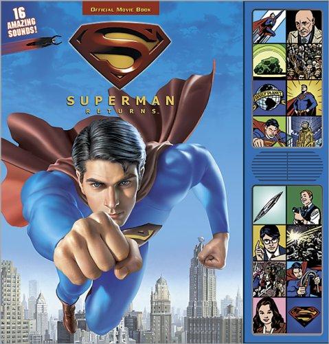 Superman Returns: Deluxe Sound Storybook