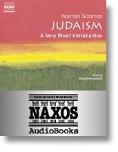 Very Short Introductions: Judaism (Audiofy Digital Audiobook Chips)