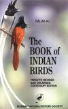 The Book of Indian Birds by Sálim Ali