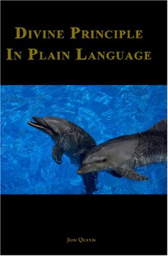 Divine Principle in Plain Language