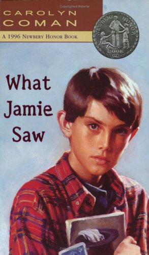 What Jamie Saw by Carolyn Coman