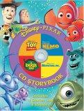 Disney, Pixar CD Storybook (4-In-1 Disney Audio CD Storybooks)