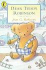 Dear Teddy Robinson