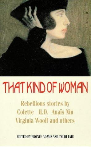 That Kind of Woman by Bronte Adams