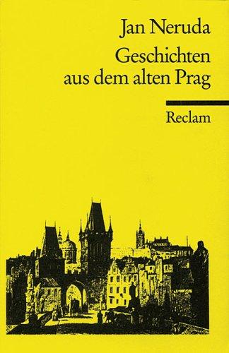 Geschichten aus dem alten Prag.