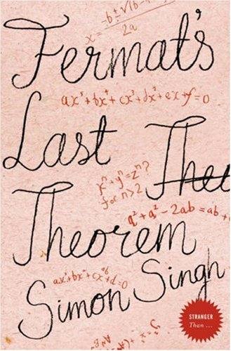 Ebook Fermat's Last Theorem by Simon Singh read!