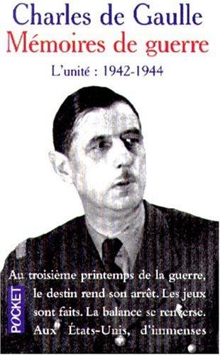 Memoires De Guerre: