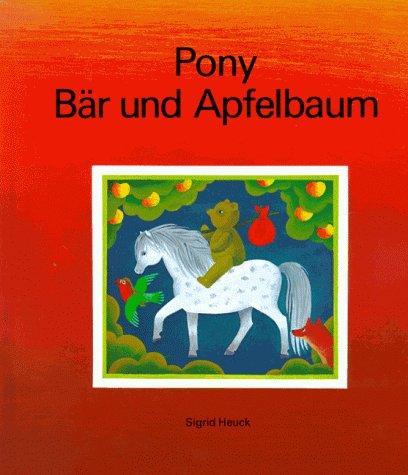 pony-br-und-apfelbaum