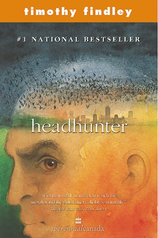 Headhunter by Timothy Findley