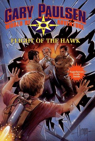 Flight of the Hawk (World of Adventure, #18)