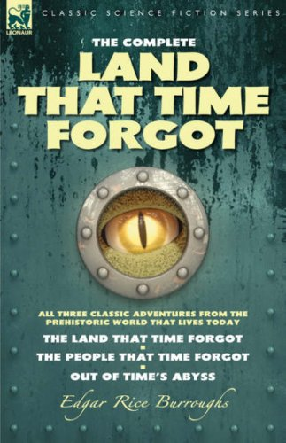 Image result for the land that time forgot book