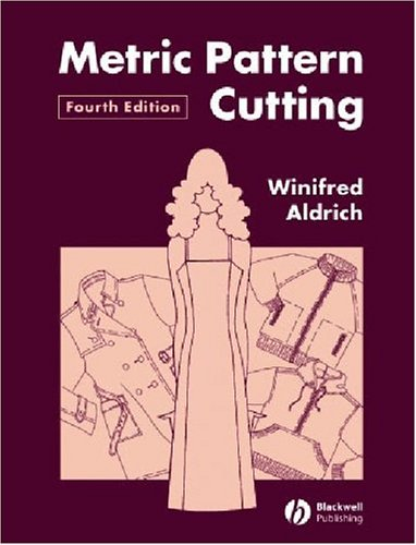 Metric pattern cutting by winifred aldrich metric pattern cutting other editions enlarge cover 982808 fandeluxe Image collections