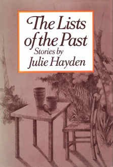 The Lists Of The Past by Julie Hayden