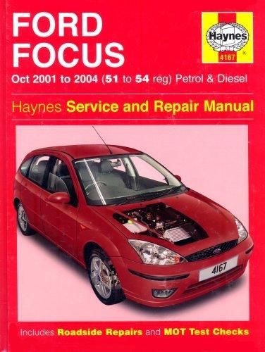 Ford Focus Petrol And Diesel: 2001 2004