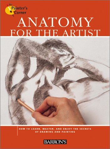 Anatomy for the Artist by Parramon