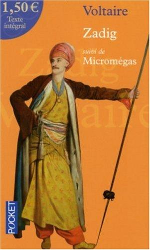 Zadig suivi de Micromégas
