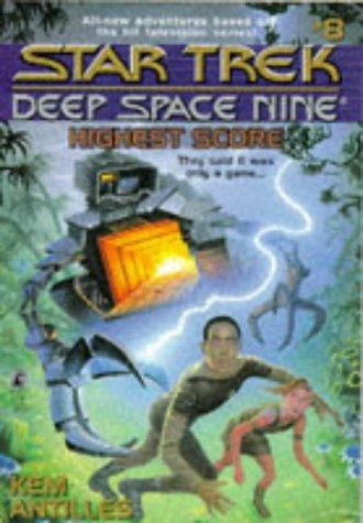 Highest Score (Star Trek: Deep Space Nine: Young Adult #8)