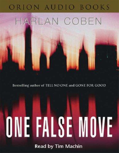 One False Move (Myron Bolitar, #5)