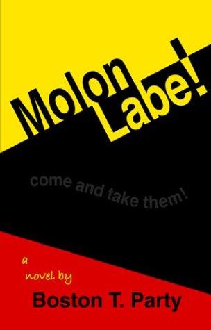 Molon Labe! -- Come and Take Them!