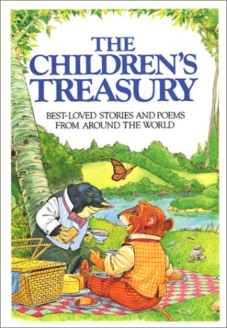 The Children's Treasury: Best Loved Stories And Poems From Around The World