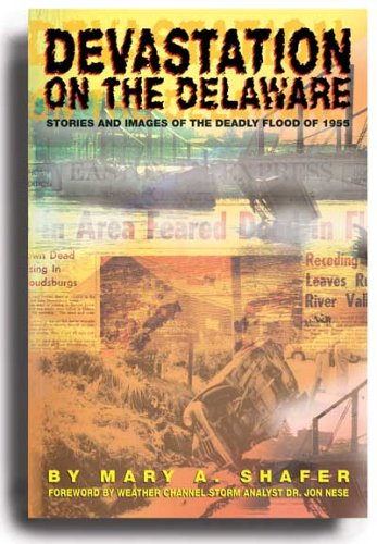 Devastation on the Delaware: Stories and Images of the Deadly Flood of 1955 EPUB