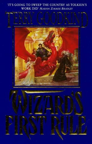Wizard's First Rule by Terry Goodkind