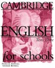 Cambridge English for Schools Tests 3