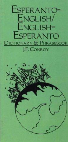Esperanto English English Esperanto Dictionary & Phrasebook