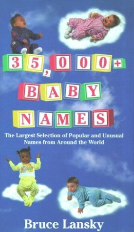 35,000 + Baby Names