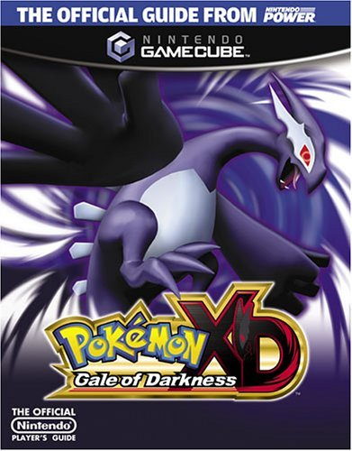 Official Nintendo Pokémon XD: Gale Of Darkness Player's Guide