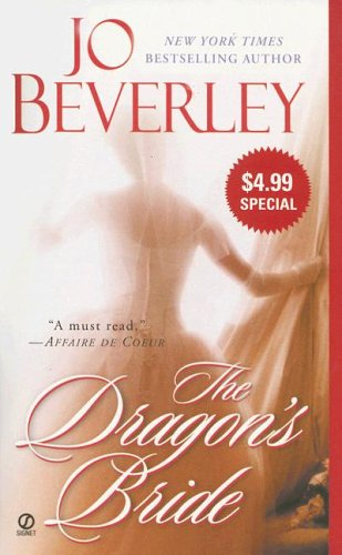The Dragon's Bride (Three Heroes, #2; Company of Rogues, #6)