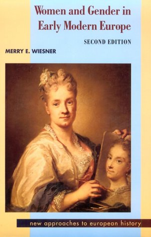 Women and Gender in Early Modern Europe