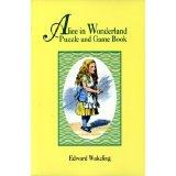 Alice in Wonderland Puzzle and Gamebook