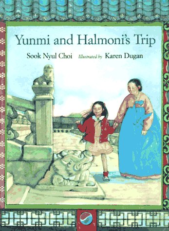 Yunmi and Halmoni's Trip