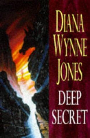 Deep Secret by Diana Wynne Jones