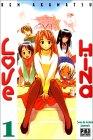 Love Hina, Tome 1 by Ken Akamatsu