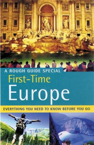 The Rough Guide to First-Time Europe 5