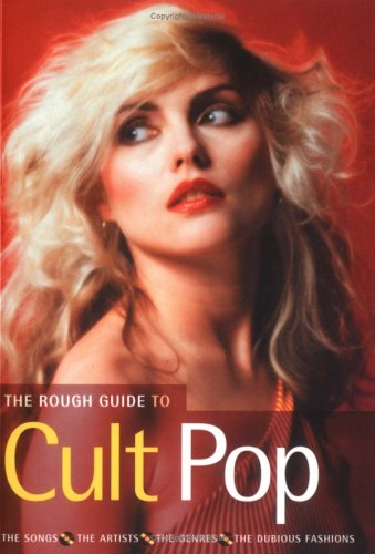 The Rough Guide to Cult Pop by Rough Guides
