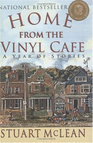 Ebook Home From The Vinyl Cafe: A Year Of Stories by Stuart McLean DOC!