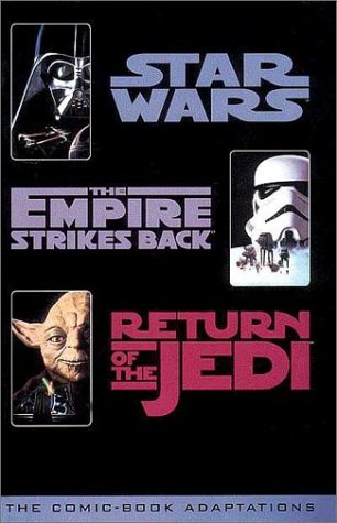 Classic Star Wars Boxed Set: Star Wars, the Empire Strikes Back, Return of the Jedi