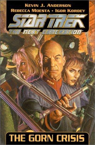 Star Trek: The Next Generation - The Gorn Crisis