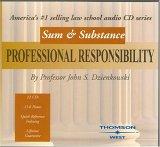 Sum & Substance: Professional Responsibility (Sum & Substance Cd)