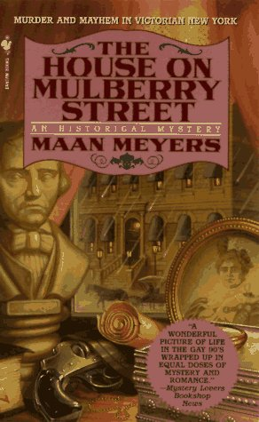 The House on Mulberry Street (Dutchman Historical Mystery, #5)