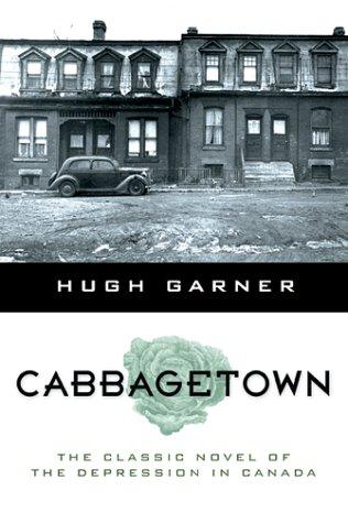 Cabbagetown by Hugh Garner
