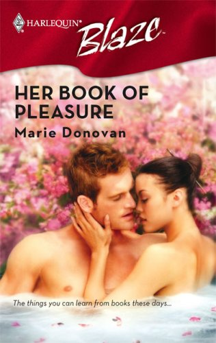 Her Book of Pleasure (Harlequin Blaze, #302)