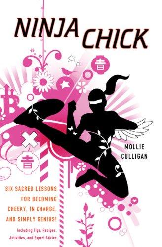 Ninja Chick by Mollie Culligan