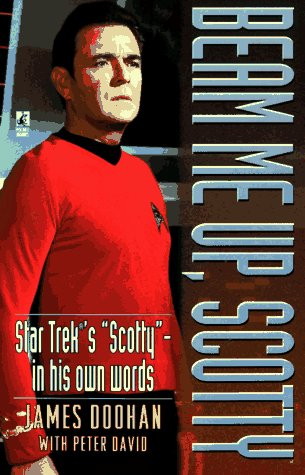 Beam me up, scotty by James Doohan