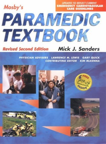 Mosby's Paramedic Textbook Revised Reprint