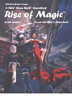 rifts-chaos-earth-sourcebook-2-rise-of-magic