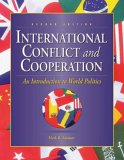 International Conflict and Cooperation: An Introduction to World Politics